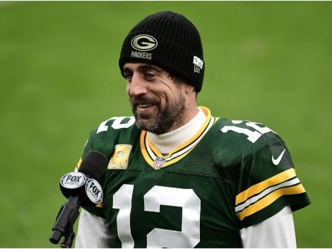 What NFL team will Aaron Rodgers play for in 2022?