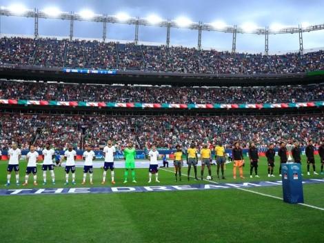 Estados Unidos confirma dónde recibirá a México por Clasificatorias a Qatar 2022