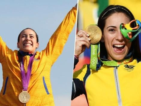 Video: reviva las dos medallas de oro de Pajón en Juegos Olímpicos