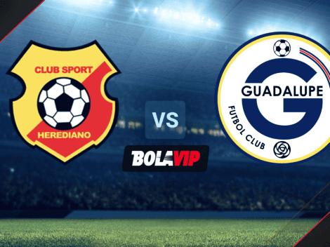 Qué canal transmite Herediano vs. Guadalupe por la Liga Promerica de Costa Rica 2021