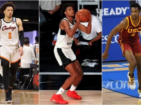 El futuro de la NBA: pronósticos de casas de apuestas para el Draft 2021