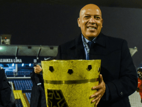 """Roberto Mosquera tras campeonato: """"Somos justos ganadores. Esto es para el hincha de Sporting Cristal"""""""