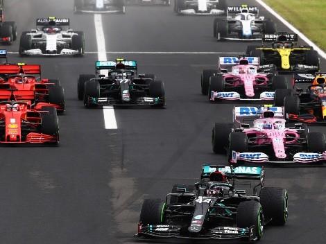 Sigue la Fórmula 1 | VER EN DIRECTO el Gran Premio de Hungría 2021: orden de largada y canales de TV para mirar la carrera GRATIS