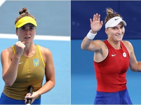 Elina Svitolina vs Marketa Vondrousova: Predictions, odds, and how to watch women's tennis semifinals at Tokyo 2020 Olympics