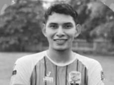 Murió un futbolista mexicano a causa de un derrame cerebral