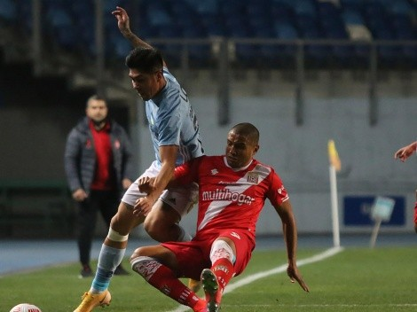 O'Higgins y Curicó repartieron puntos por el Torneo Nacional