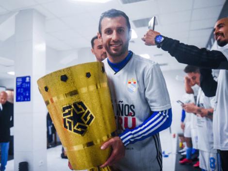 """Horacio Calcaterra advierte a los rivales: """"Todo lo que se juega nos lo queremos llevar"""""""