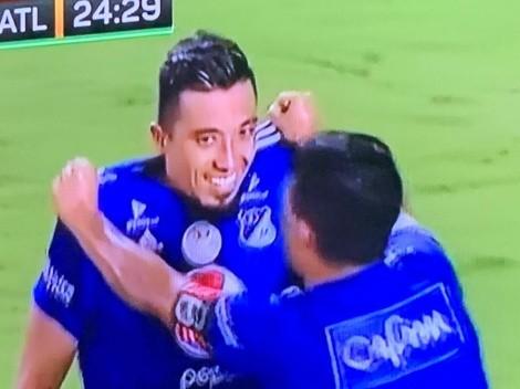 Ojo a la celebración: Silva le recalca a Nacional el lío con Cortuluá con camiseta de Uribe