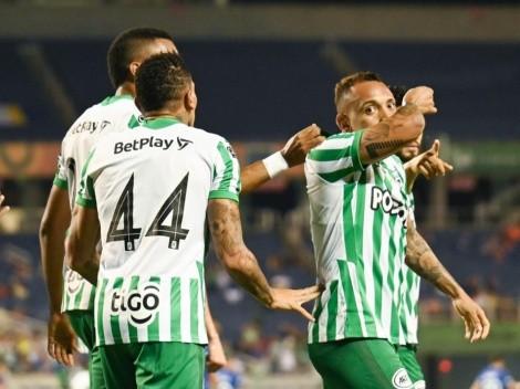 Clásico pintado de verde: Alvez y Jarlan colocan goles ante un aguerrido Millonarios
