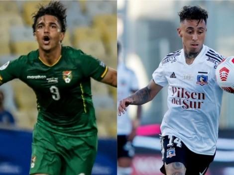 En Colo Colo reconocen interés por Moreno Martins