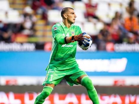 Nahuel Guzmán aseguró que el Estadio BBVA Bancomer es de Tigres