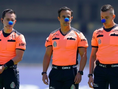Ojo: Ya hay silbante designado para Cruz Azul vs Santos