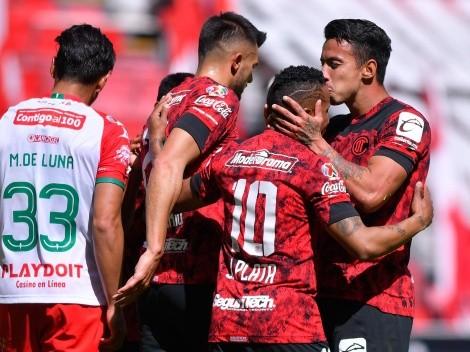La '10' que dejó Joao Plata en Toluca no tendrá dueño