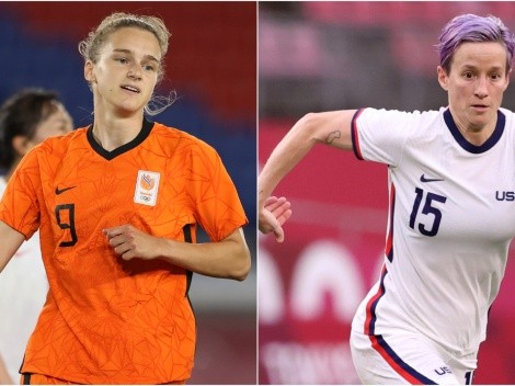 Netherlands vs USA: Predictions, odds and how to watch women's soccer at the Olympic Games 2020 today