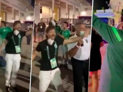 Video: el fuerte cruce entre Higuita e hinchas de Millonarios en Orlando