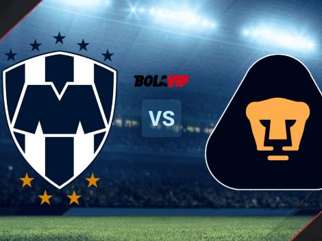 Monterrey vs. Pumas UNAM por el Grita México A21: día, hora y canal de TV del juego por la Liga MX