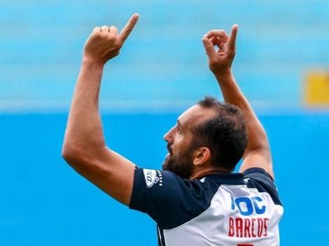 """""""Sin fundamentos"""": Hernán Barcos y su duro mensaje a periodista deportivo"""