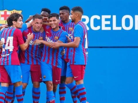 Barcelona: ha sido el mejor de la pretemporada y no se sabe si continuará en el club