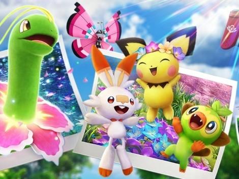 New Pokémon Snap añadirá 20 Pokémon nuevos y más contenido en Nintendo Switch