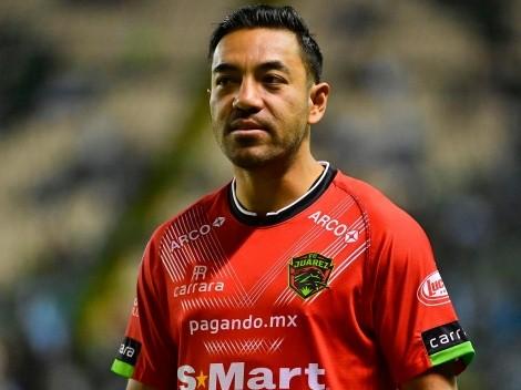 ¿Y Europa? Marco Fabián ya fue registrado por un club de la Liga MX