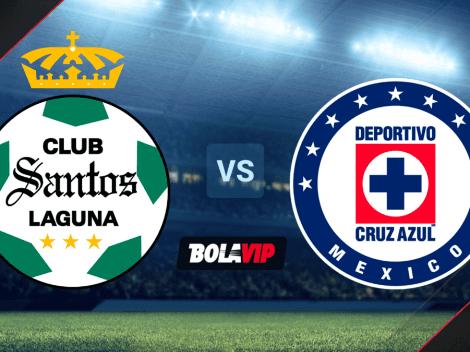 Santos Laguna vs. Cruz Azul: fecha, hora y canal de TV para ver el partido por el Grita México A21 de la Liga MX