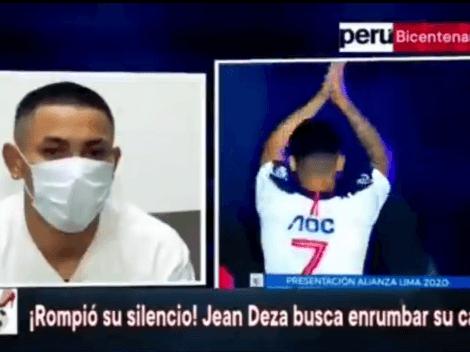 Todo pudo ser distinto: Jean Deza confesó que conversó con Ricardo Gareca