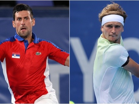 Novak Djokovic vs Alexander Zverev: Predictions, odds and how to watch men's tennis semifinals at the Tokyo 2020 Olympics