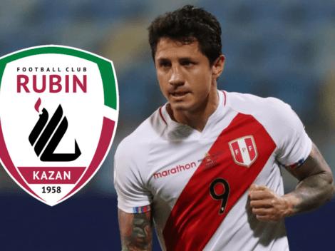 Está bien pedido: Rubin Kazan de Rusia enviará oferta formal por Gianluca Lapadula a Benevento