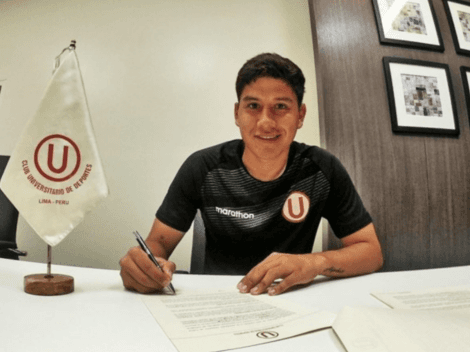 Universitario de Deportes trabaja en la separación de Luis Valverde tras constantes indisciplinas