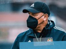 """Roberto Mosquera respondió a las palabras de Roberto Martínez: """"Es lamentable"""""""