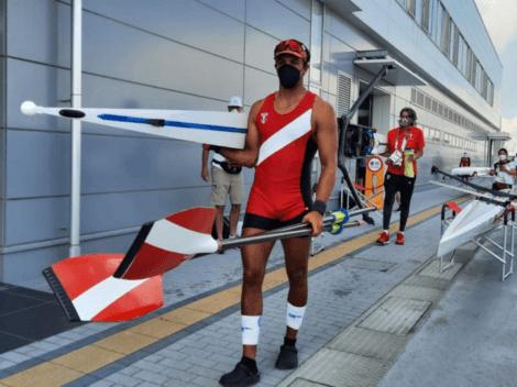 """Vale un Perú: Álvaro Torres quedó en el quinto puesto de la """"Final C"""" en Tokio 2020"""