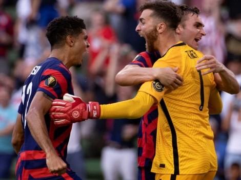 La atajada de Turner para que México no vaya ganando en final de Copa Oro