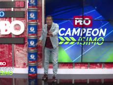 Le responde y da detalles: Tigrillo Navarro fue otra vez contra Hernán Barcos
