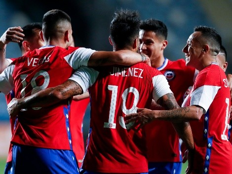 ¡Duro fixture! Brasil, Ecuador y Colombia, los próximos rivales de Chile en septiembre