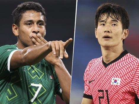 EN VIVO: México vs. Corea del Sur por los Juegos Olímpicos