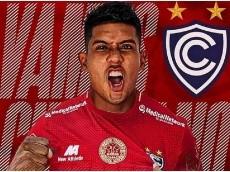 Raziel García fue desconvocado a último minuto para el duelo entre Cienciano ante San Martín