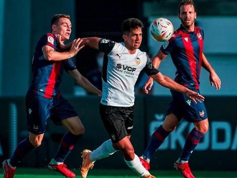 """""""Se ha ganado el contrato"""": Alessandro Burlamaqui recibe elogios en Valencia"""