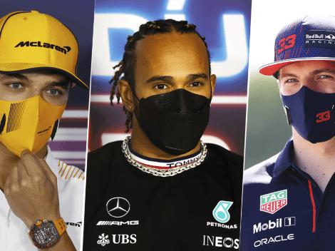 ◉ Tabla de posiciones de pilotos y equipos de Fórmula 1 tras el GP de Hungría