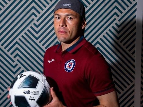 Pablo Aguilar adelanta su futuro después de Cruz Azul