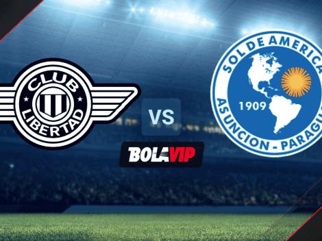 Qué canal transmite Libertad vs. Sol de América por la Copa de Primera Tigo de Paraguay 2021