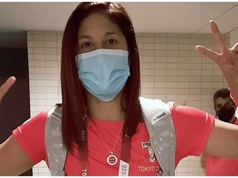 Juegos Olímpicos: Alexandra Grande llegó a Tokio 2020 en busca de una medalla en Karate para Perú