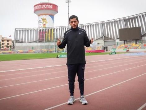 Con toda la fe: Cristhian Pacheco se refirió a su próxima participación en Tokio 2020
