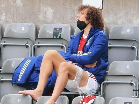 David Luiz dejaría la Premier League y su destino estaría en un recién ascendido