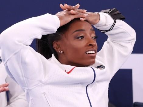 Simone Biles se retira de las finales de salto de potro y barras asimétricas en Tokio 2020