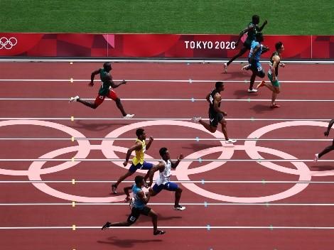 Definidos los clasificatorios de los 100 metros planos masculinos en los Juegos Olímpicos