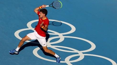Pablo Carreño le arrebató la medalla de bronce a Novak Djokovic