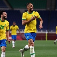 Acá está el favorito: Brasil elimina a Egipto y está en semifinales