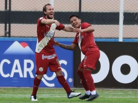 ¡Para enmarcar! Hernán Novick y un nuevo golazo para Universitario ante Mannucci por la Liga 1