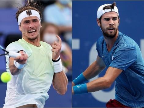 Alexander Zverev vs Karen Khachanov: Predictions, odds and how to watch the men's tennis final at Tokyo 2020 Olympic Games