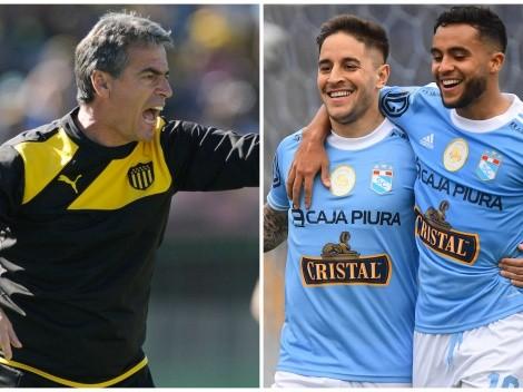 Bengochea, director deportivo de Peñarol, alista cuatro refuerzos para choque ante Cristal por Sudamericana